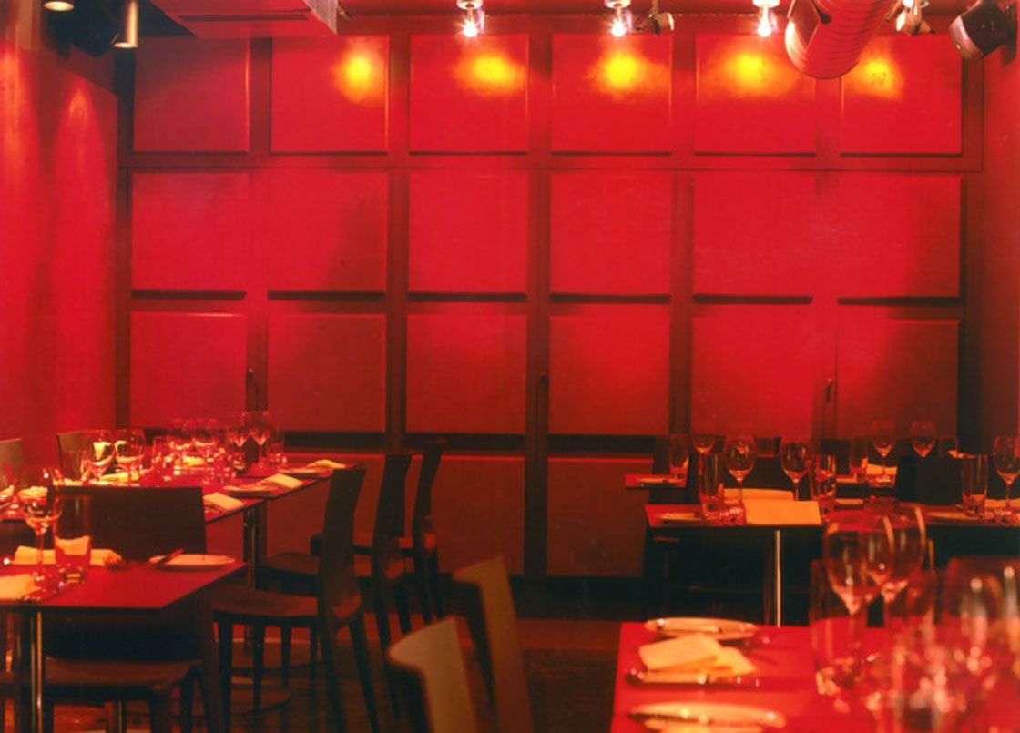 Bar Red, Soho, London, cocktail bar