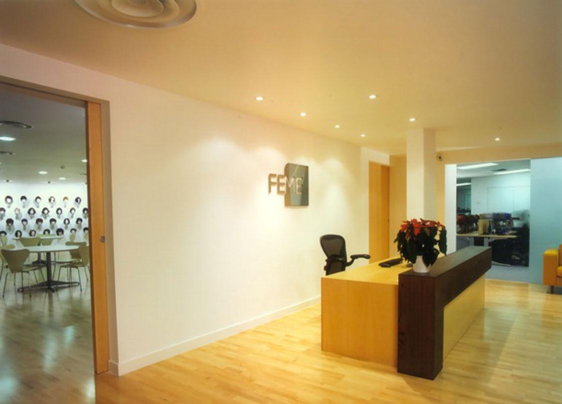 Feme head office, London, SW19 3XD