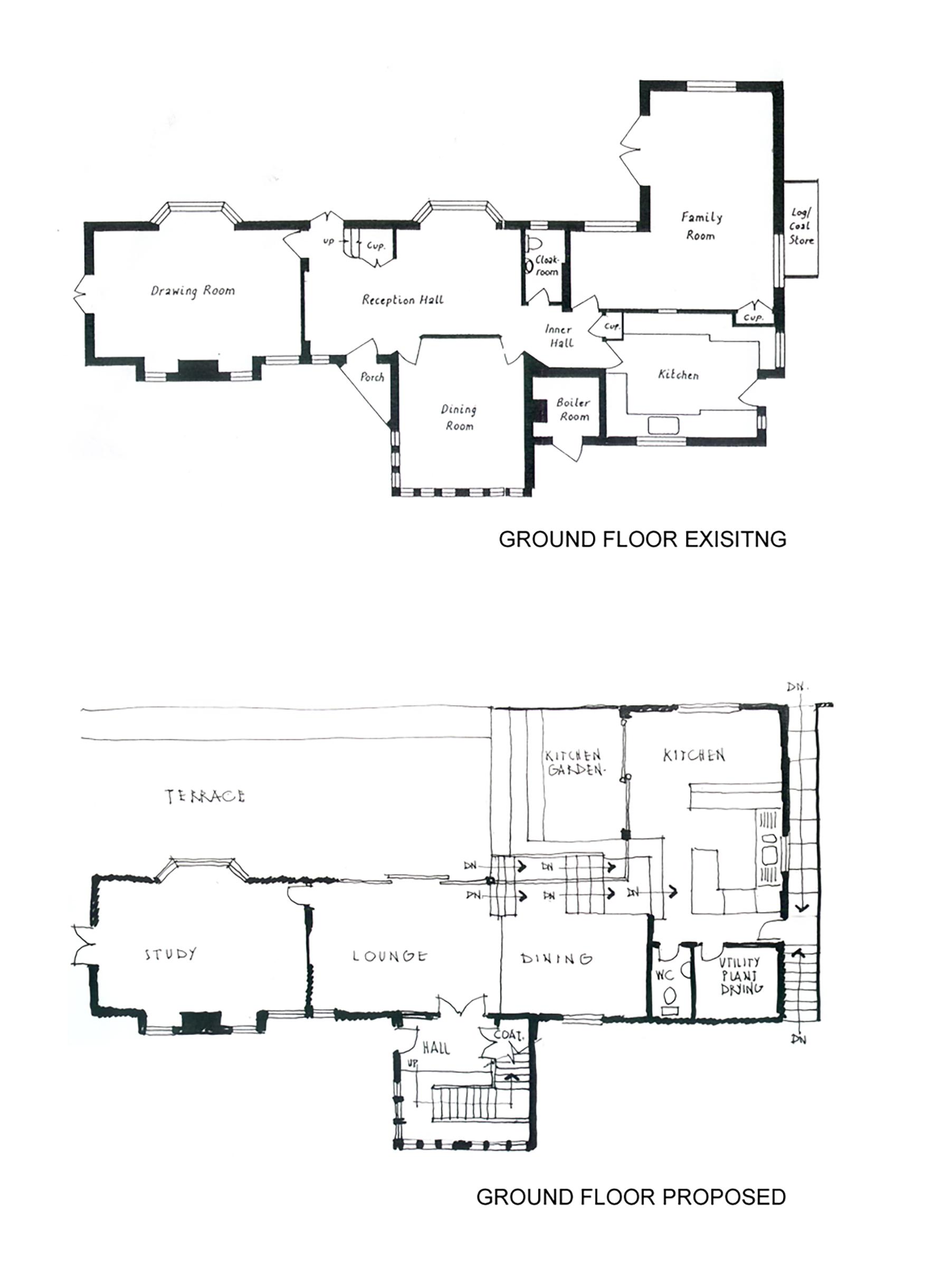 Leatherhead house floor plan