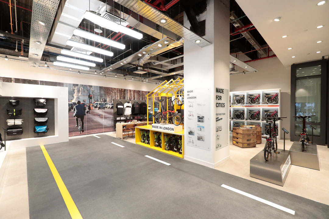 Interior picture of Brompton Junction Sinapore by Made In Place Design