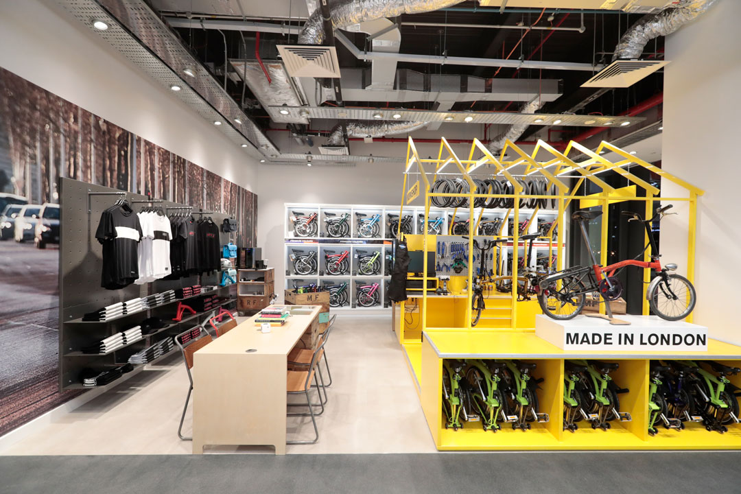 Workstation | Brompton Junction Singapore | Made In Place Design