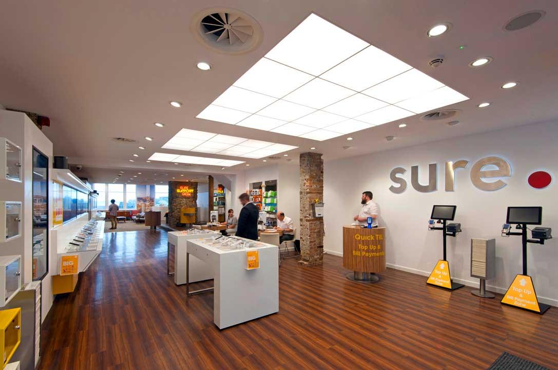 sure-telecom-guernsey-phone-shop-display-area